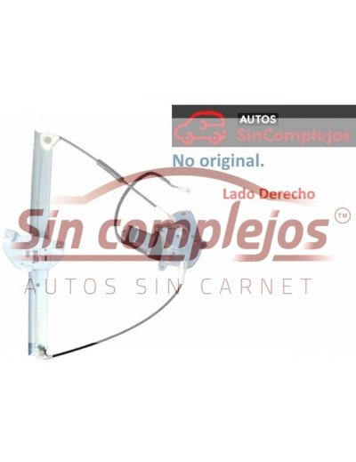 ELEVALUNAS ELECTRICO DERECHO BARRODER / SPEDINO. NO ORGINAL