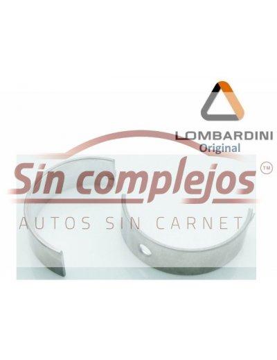 COJINETE CIGUEÑAL ESTANDARD MOTOR LOMBARDINI LDW502. ORIGINAL.