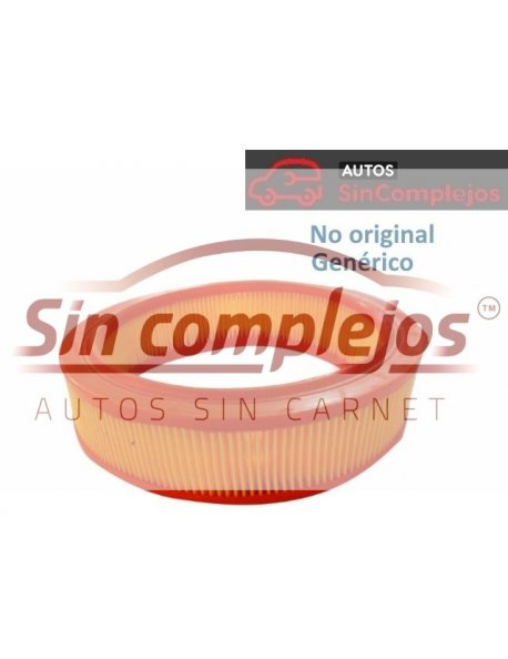 FILTRO AIRE MOTOR JDM