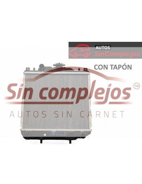 RADIADOR MOTOR CON TAPON