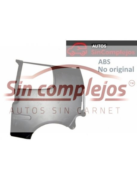 SC131 ALETA TRASERA IZQUIERDA 500.4