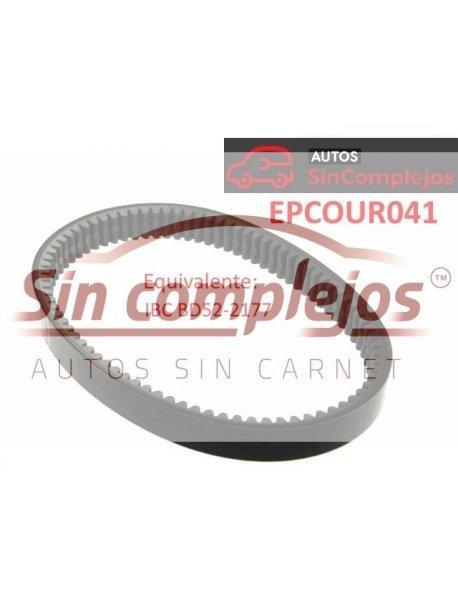 DBF140C CORREA VARIADOR EPCOUR 041