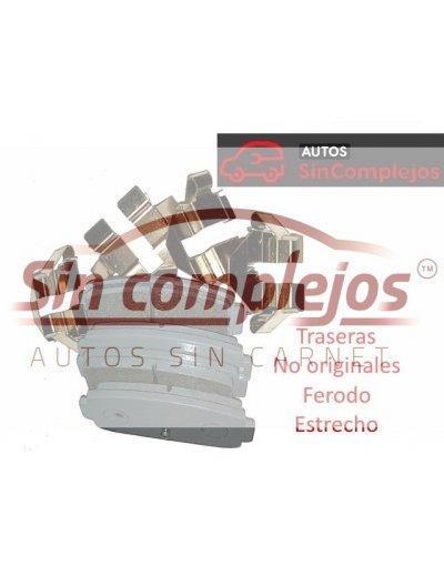 PASTILLAS DE FRENOS TRASERAS LIGIER / MICROCAR. 1403882