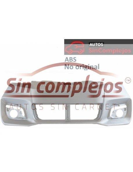 SCA01 PARAGOLPES DELANTERO EN ABS AIXAM 2020. 761BM020. NO ORIGINAL