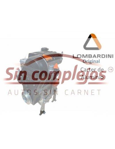 MOTOR LOMBARDINI LDW502 CARTER DE ALUMINIO. KM 0