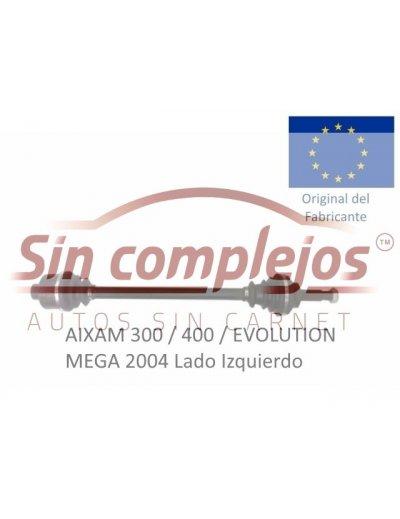 TRANSMISIÓN 400 / MEGA 2004