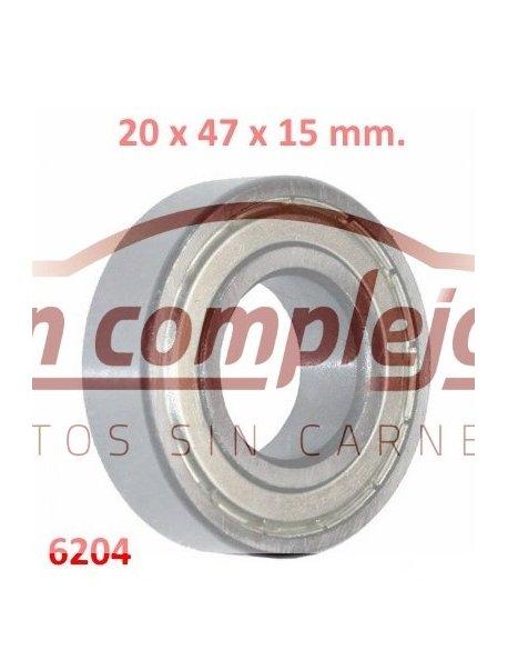 Dimensiones Ø20 x 47 x 15 mm.