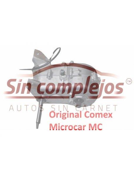 CAJA CAMBIO MICROCAR MC. ORIGINAL COMEX.