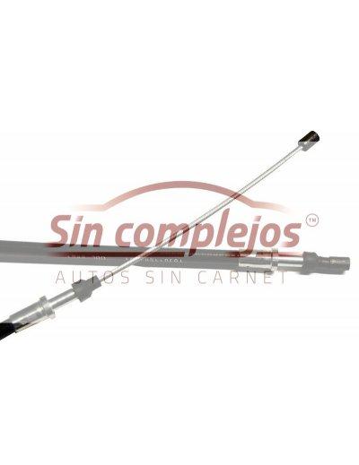 CABLE FRENO DE MANO. MICROCAR / LIGIER. 1006210.
