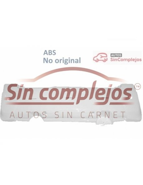 PARAGOLPES  TRASERA ABS X TOO S. 0188001