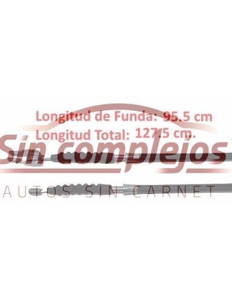 CABLE FRENO MANO MICROCAR MC1