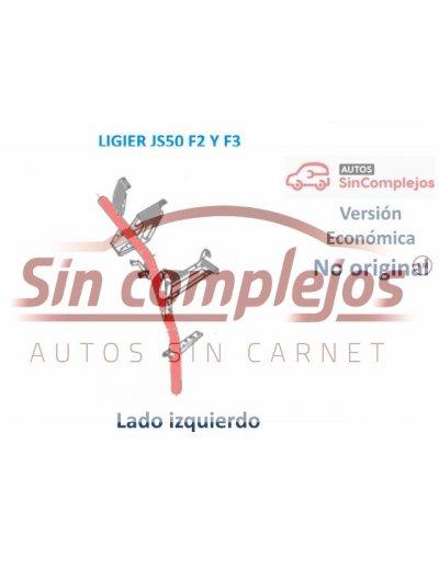 BARRA DE SUSPENSIÓN DERECHA LIGIER JS50 F2 / F3. 1408186.  NO ORIGINAL.