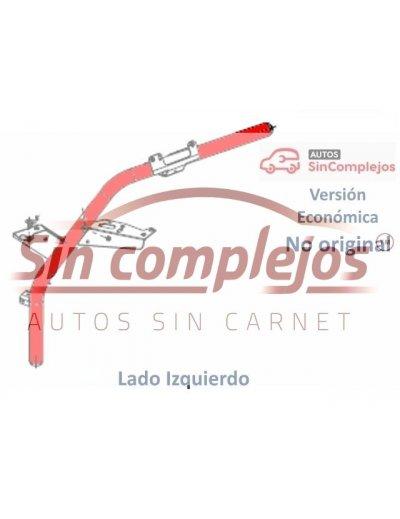 BARRA DE SUSPENSIÓN IZQUIERDA LIGIER M.GO6/ DUÉ6. 1414283.  NO ORIGINAL.