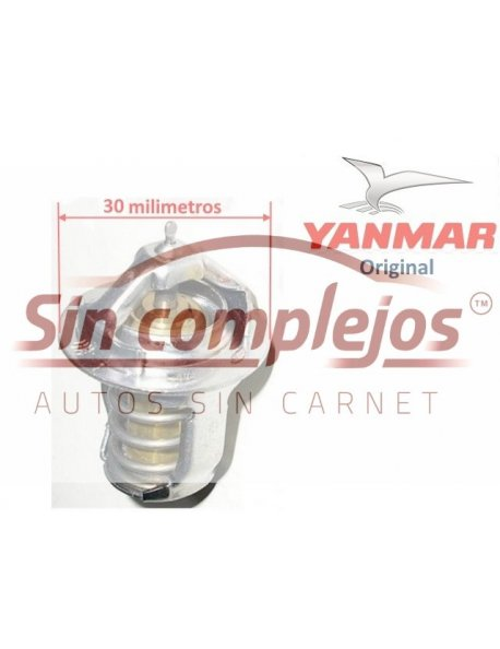 YANMAR ORIGINAL Ø 30mm. TERMOSTATO