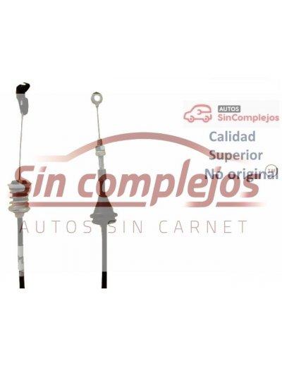 CABLE ACELERADOR DE MOTOR KUBOTA DTRUCK. 1MT021