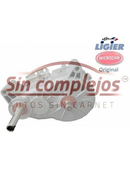 CAJA CAMBIO ORIGINAL. CAPTADOR DE TORNILLO